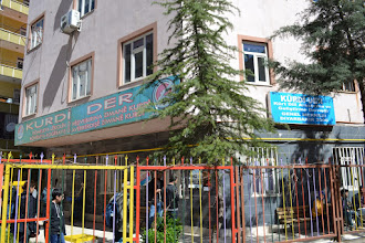 Photo: Kurdî Der office in Amed/Diyarbakir