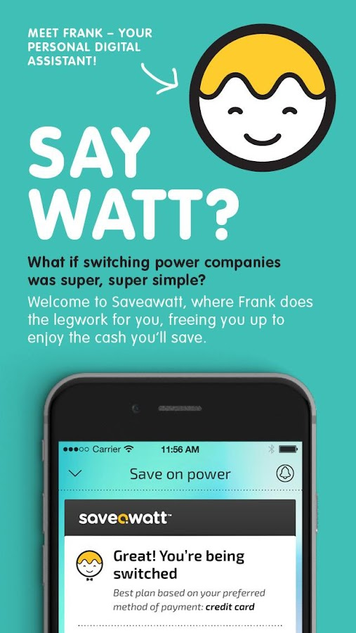 Saveawatt- screenshot