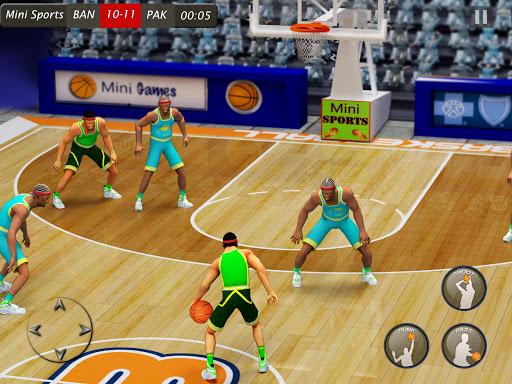 Basketball strikes 2019: Play Slam Basketball Dunk 1.0.3 screenshots 9