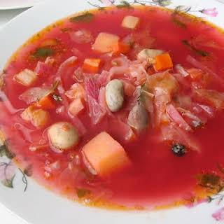 Ukrainian Soup Recipes.