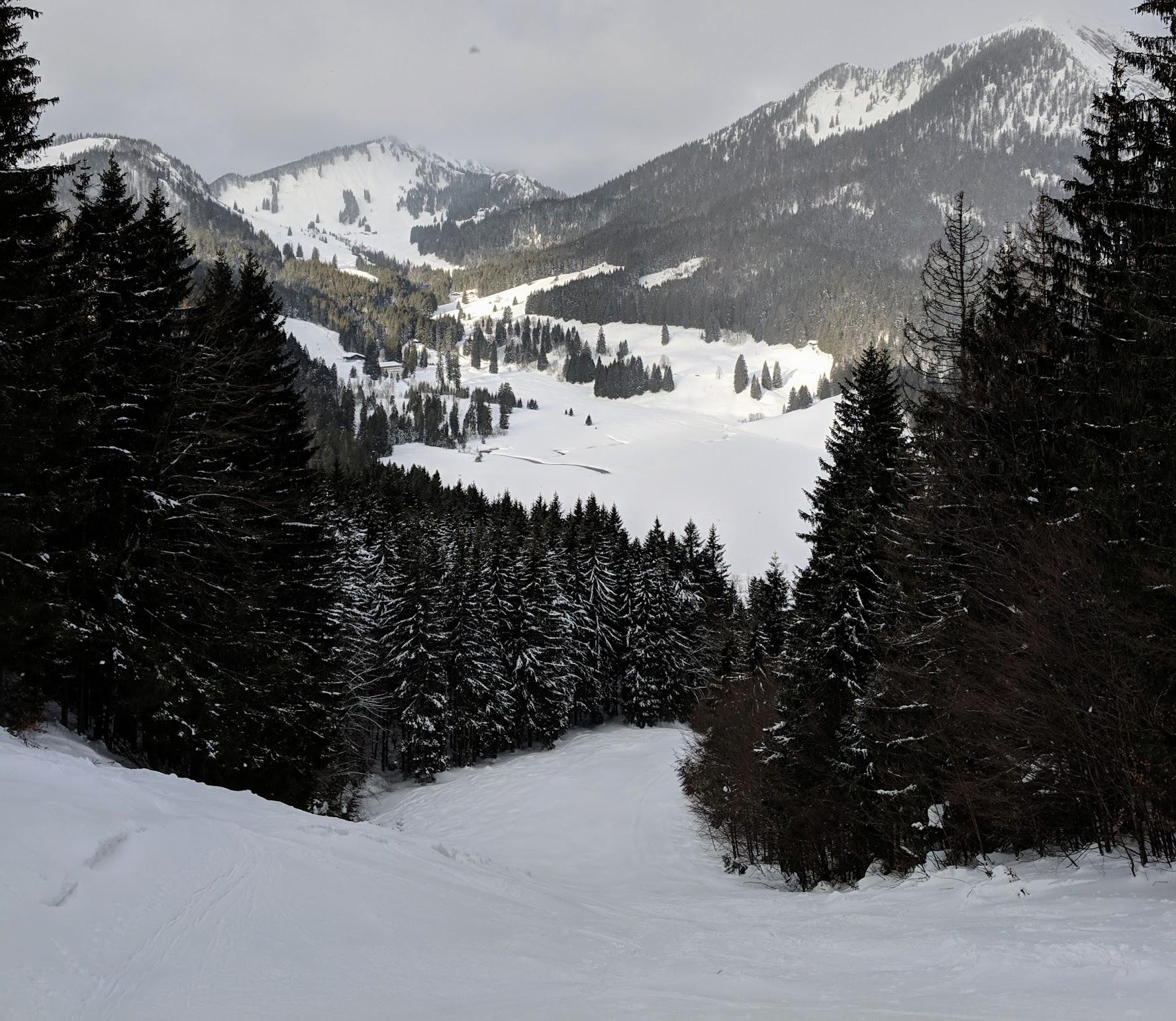 Taubenstein skitour - Jan 19