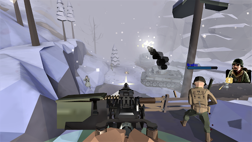 World War Polygon: WW2 shooter fond d'écran 2
