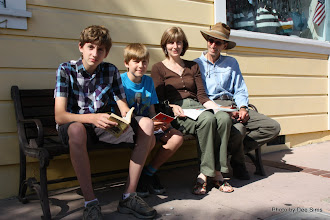 Photo: (Year 3) Day 27 - The Reading Family #2