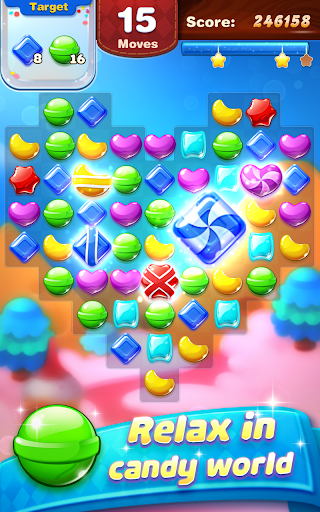 Sweet Candy Forest screenshot 9
