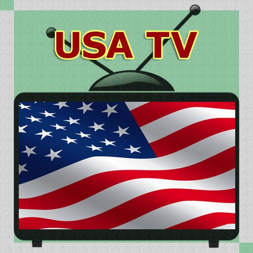 USA TV Channels NDroid Free 娛樂 LOGO-玩APPs