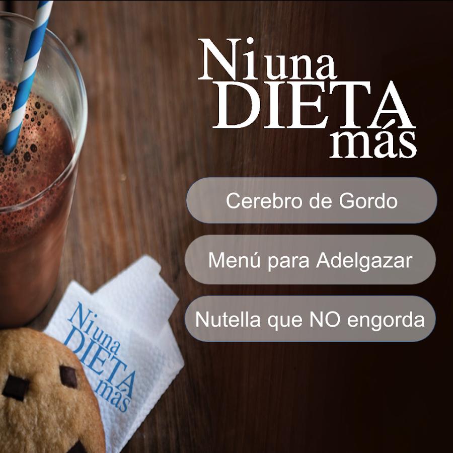 Ni Una Dieta Mas - Aplicaciones de Android en Google Play