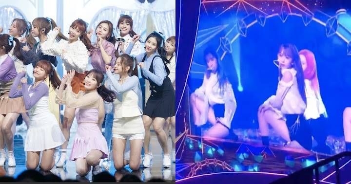 IZ*ONE Unveiled A Brand New Unit Song At Their Concert In