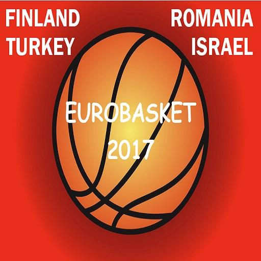 2017 Basketball Eurobasket tournament