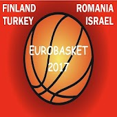 2017 Basketball Eurobasket tournament