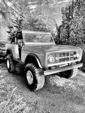 1966 Ford Bronco Hire OR