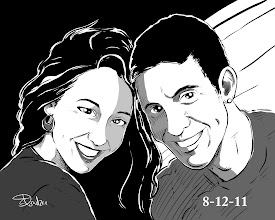 Photo: Not Quite 366 Avatars Project 2012 Here are a couple of my IRL friends. This was an anniversary gift from him to her. She loved it, which is a good thing...for him at least.  Custom Avatars by CDowd >> http://CDowd.com/avatars