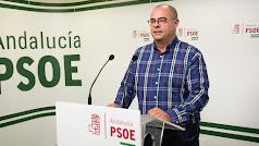 Juan Herrero, nuevo secretario General del PSOE en Fines