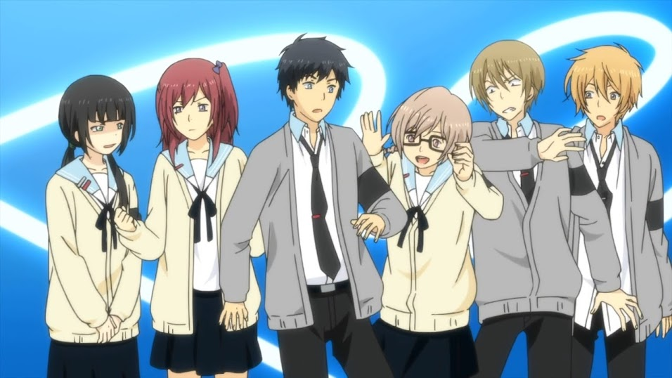 The Gang off ReLife