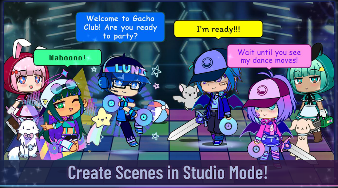 Screenshot - Gacha Club