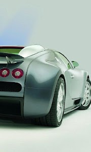 Themes Bugatti Veyron screenshot 2