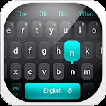 Simple Black Keyboard 10001003