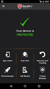 WardWiz Mobilie Security v9.8.2