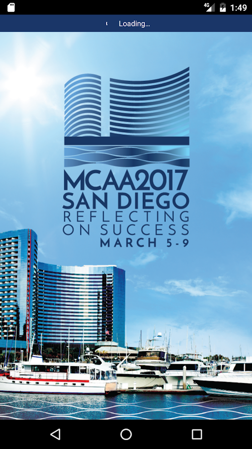 MCAA 2017- screenshot
