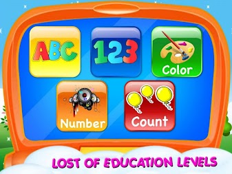 Kids Pre School Learning APK screenshot thumbnail 1