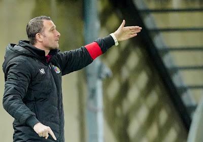 Nicky Hayen n'est plus l'entraîneur de Waasland-Beveren
