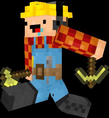 minecraft builder skin