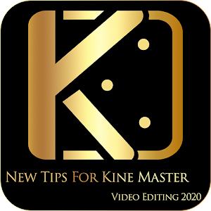 New Tips For Kine Master Video Editing 2020 1.4 by Infographie Apps logo