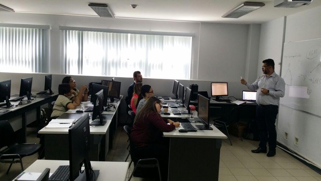 FUNCIONARIOS DEL MINISTERIO DE JUSTICIA Y PAZ COMIENZAN CICLO DE CAPACITACIONES PARA MONITOREO DE BRAZALETES