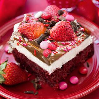 Better Than Sex Red Velvet Cake.