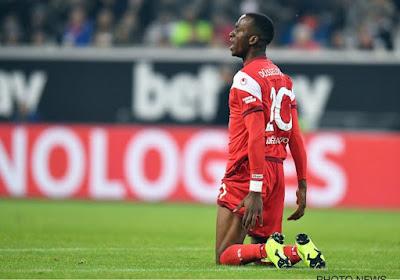 Dodi Lukebakio et Dusseldorf s'inclinent à Leverkusen