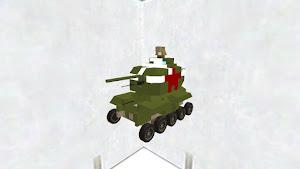 装輪式重戦車HT-57