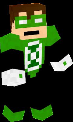 lantera verde