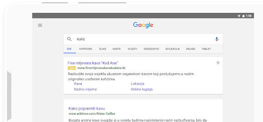 Oglašavanje na pretraživačkoj mreži