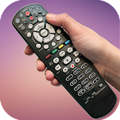 Simple remote for TV