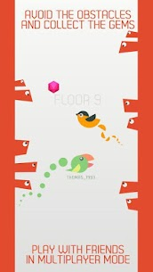 Bird Climb Free Mod Apk (Unlimited Crystals) 2