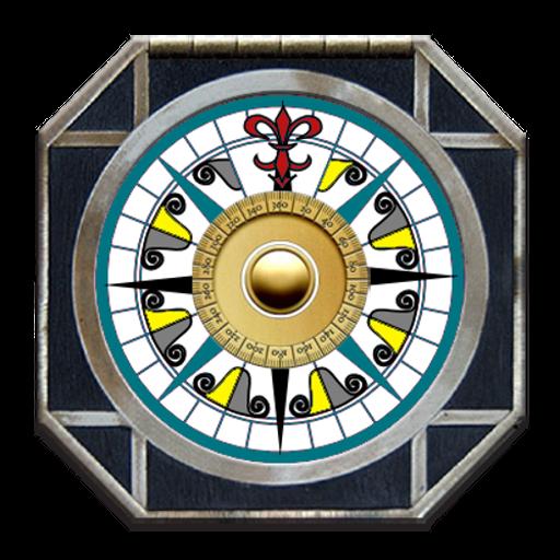Jack sparrow kompass