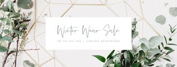 Winter Wear Sale - Facebook Cover Photo Template