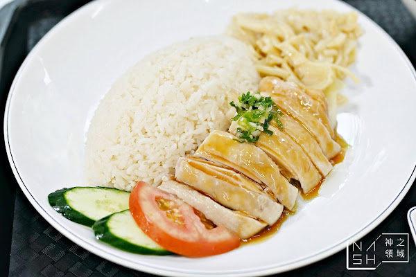 阿Q海南雞飯