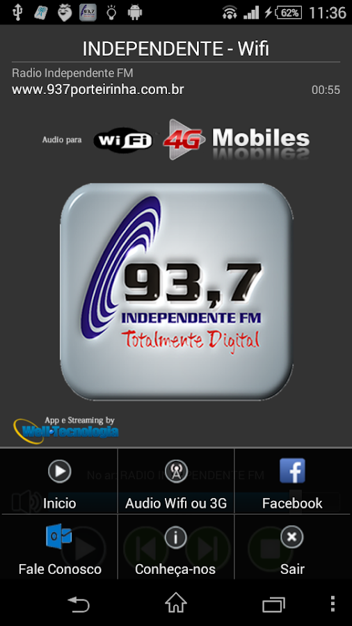 RADIO INDEPENDENTE FM- screenshot