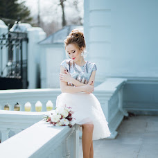 Wedding photographer Olga Cekhovaya (ponfi). Photo of 16.05.2017