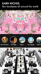 Fashion Empire – Dressup Boutique Sim Apk Download For Android and Iphone 5