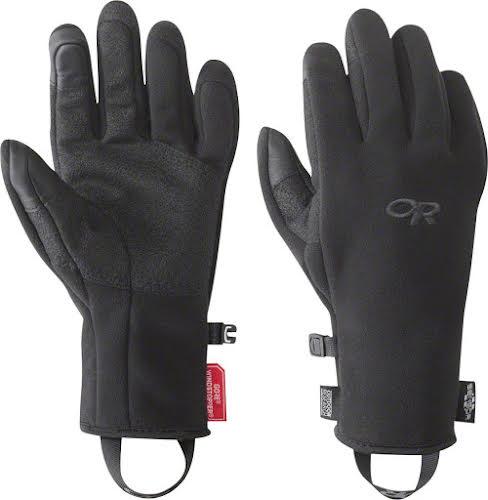 Outdoor Research Gripper Sensor Women's Gloves: Black