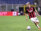 Serie A : l'AC Milan et Alexis Saelemaekers sur le fil face au Genoa