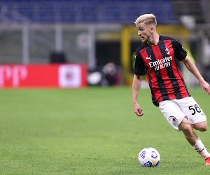 Europa League : ça passe pour Saelemaekers et Milan; l'aventure s'arrête pour Tielemans, Castagne, Januzaj et Wanderson