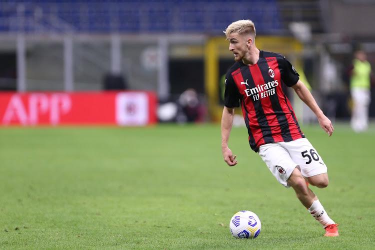Alexis Saelemaekers, le talisman de l'AC Milan : une statistique étonnante !