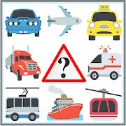 Vehicle Quiz (Vehicle Game)