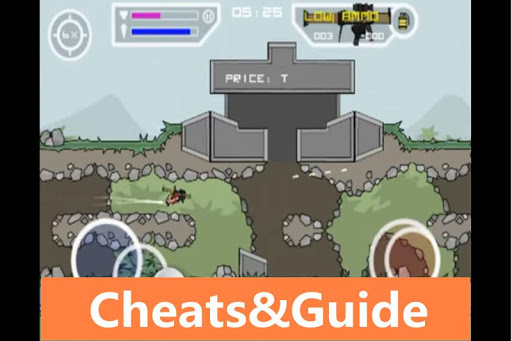 Guide&Cheats Mini Militia for PC