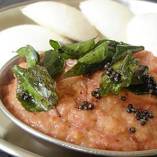 Ulli Pachadi – Onion Chutney