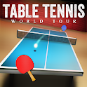 Table Tennis World Tour - The 3D Ping Pong Game icon