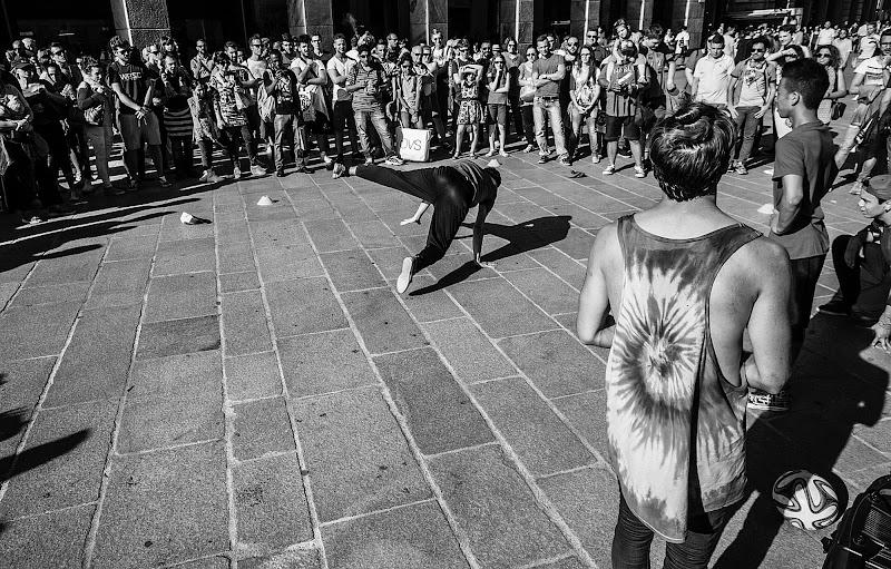 Street dancer di Paolo Zanoni
