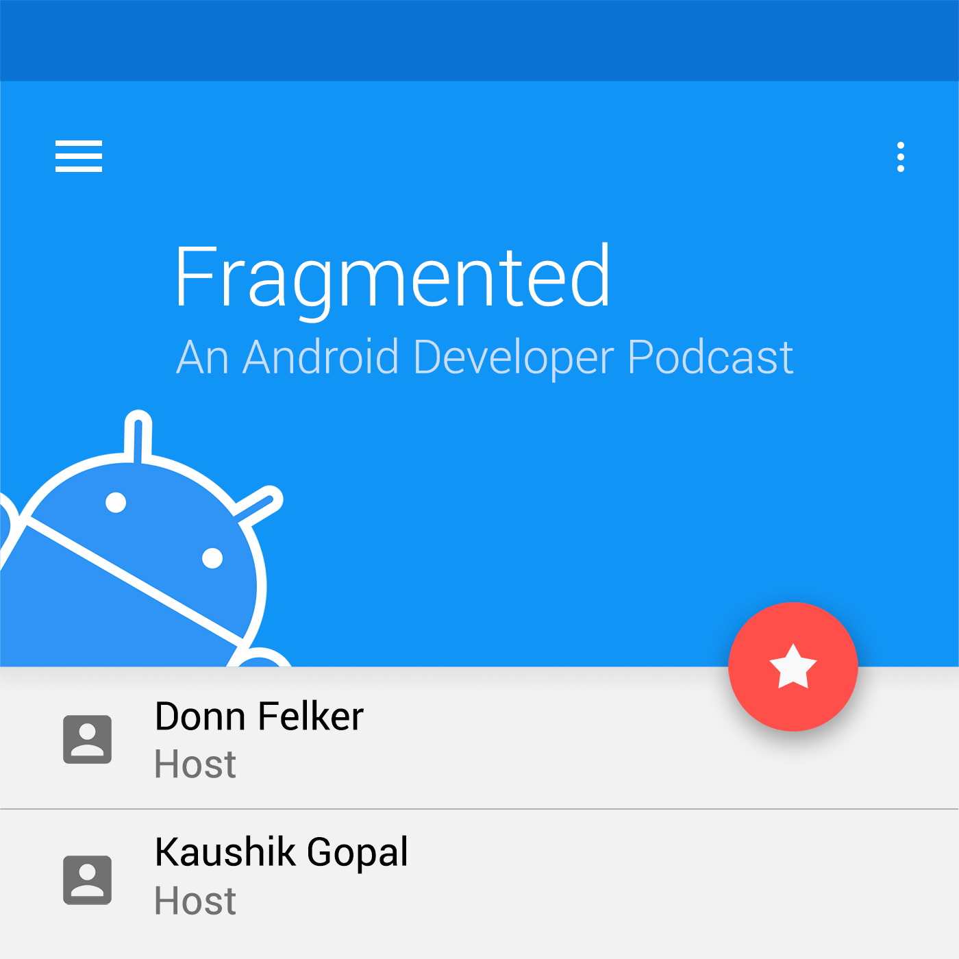 fragmented podcast software engineering podcast